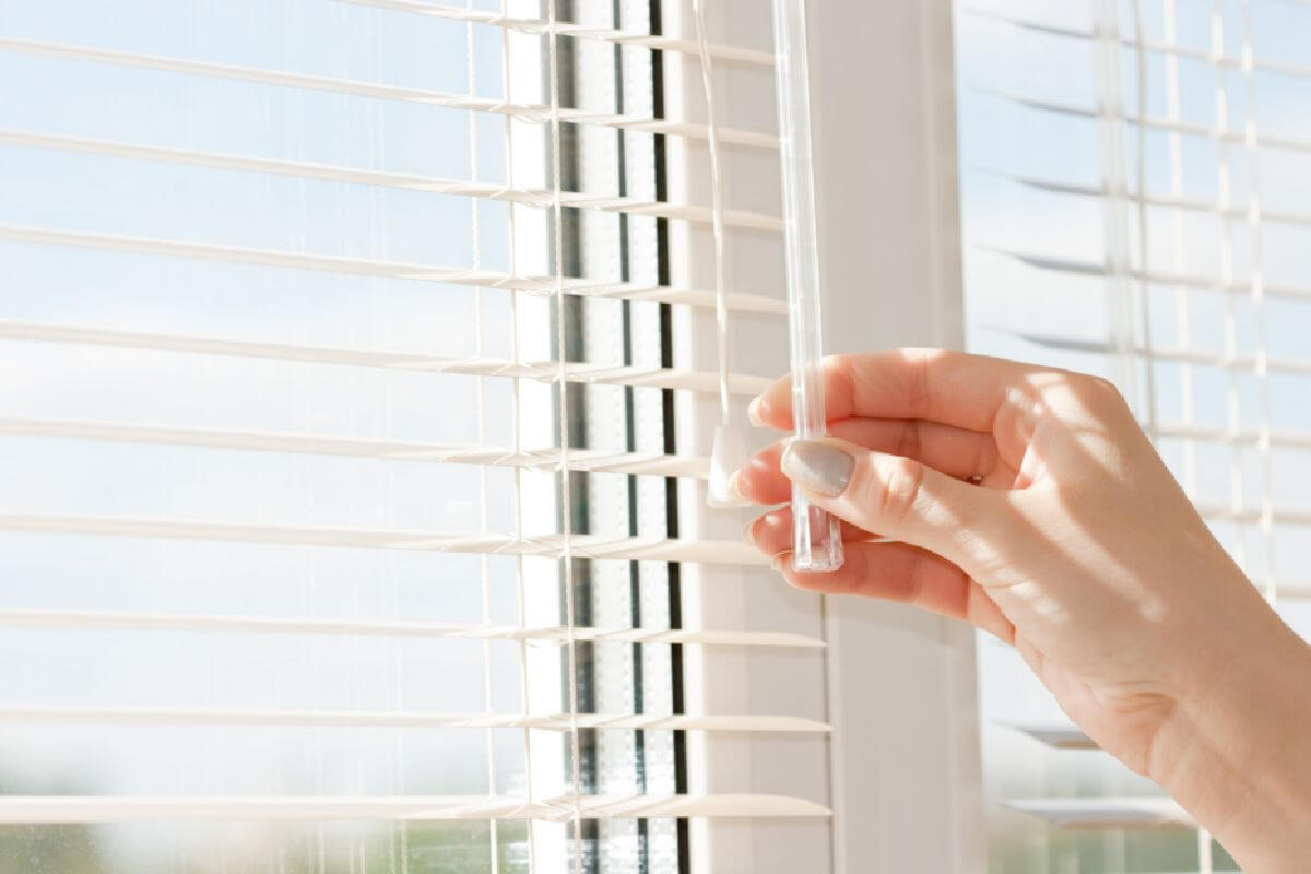 uPVC Window Blinds Bradford